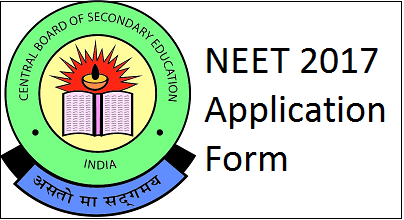neet 2017 application form