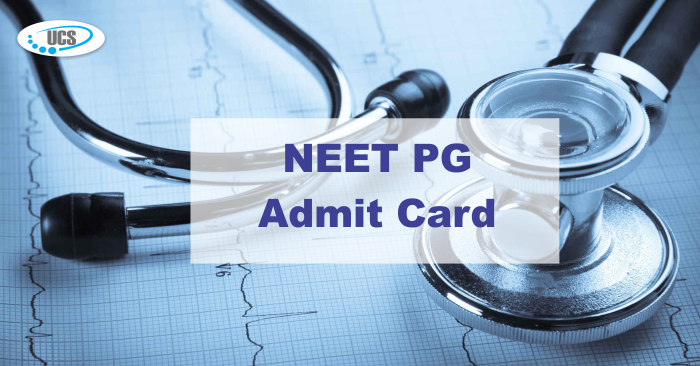 NEET PG Admit Card 2019 – Download Hall Ticket Here