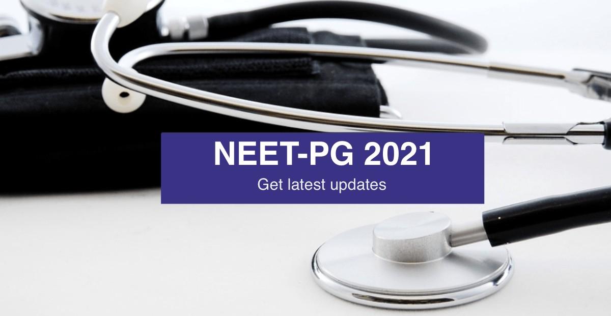 NEET PG 2021