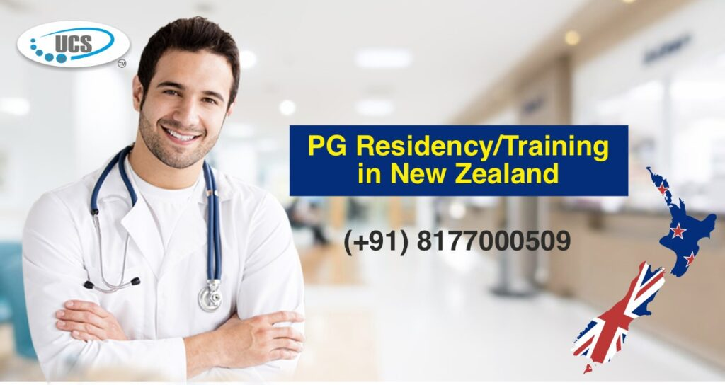 PG Residency in New Zealand